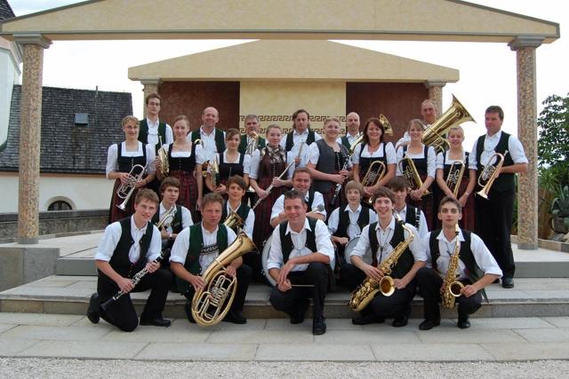 Die Besetzung zur Passion 2009
